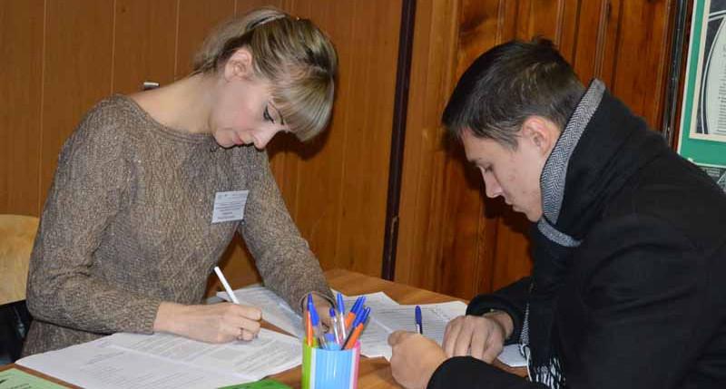 Организаторами мероприятия являются отдел содействия трудоустройству и организации практики ТГТУ и Центр занятости населения города Тамбова.