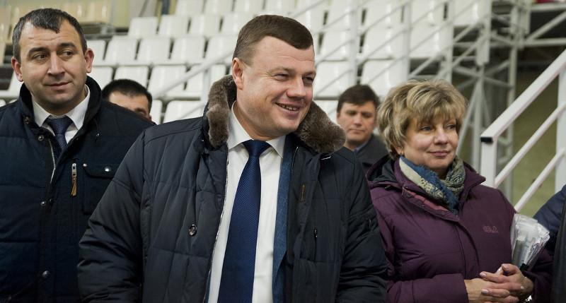 Глава администрации области Александр Никитин подчеркнул, что на следующий год уже составлен график соревнований, которые будут проводиться в центре единоборств.