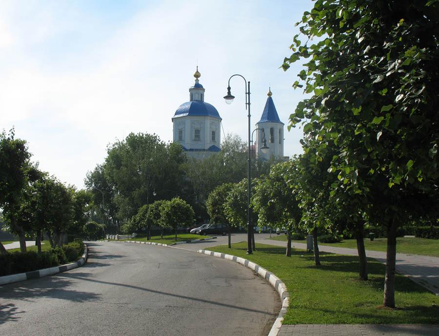 Покровская церковь в Тамбове