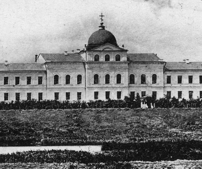 Здание Тамбовской духовной семинарии
