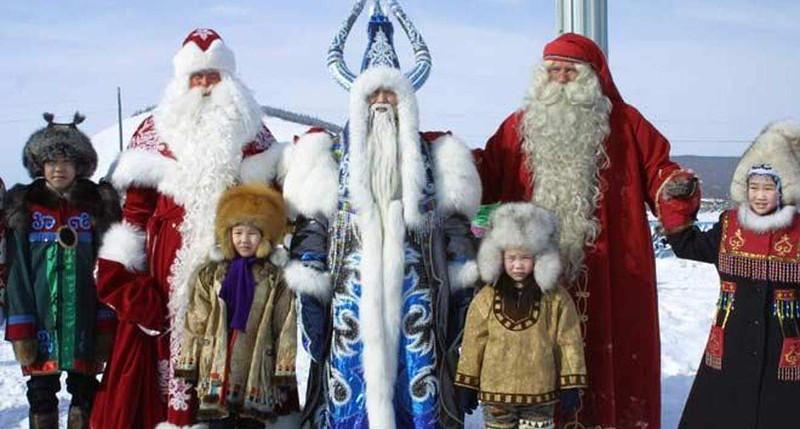 Тамбовчане и гости Новогодней столицы познакомятся с Дедами Морозами со всей страны