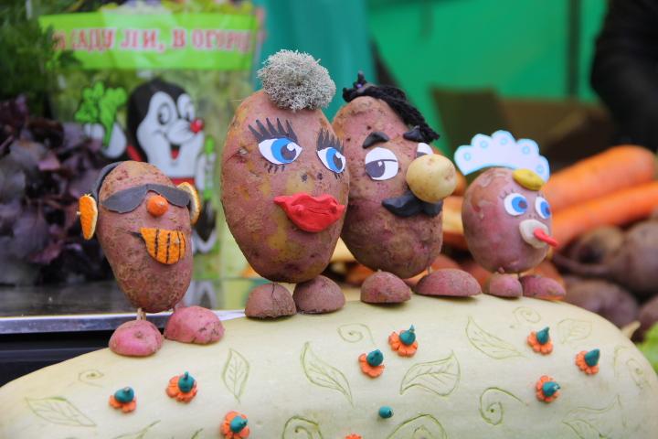 Праздник про картошку